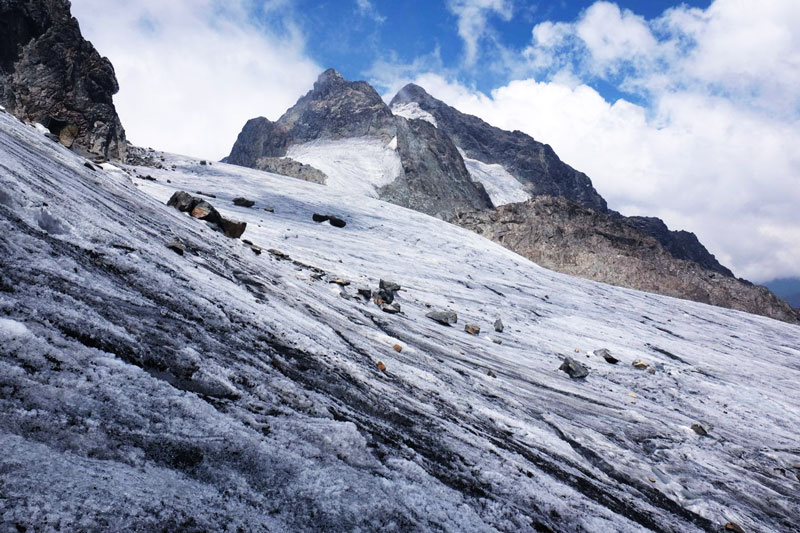 Mountain Rwenzori